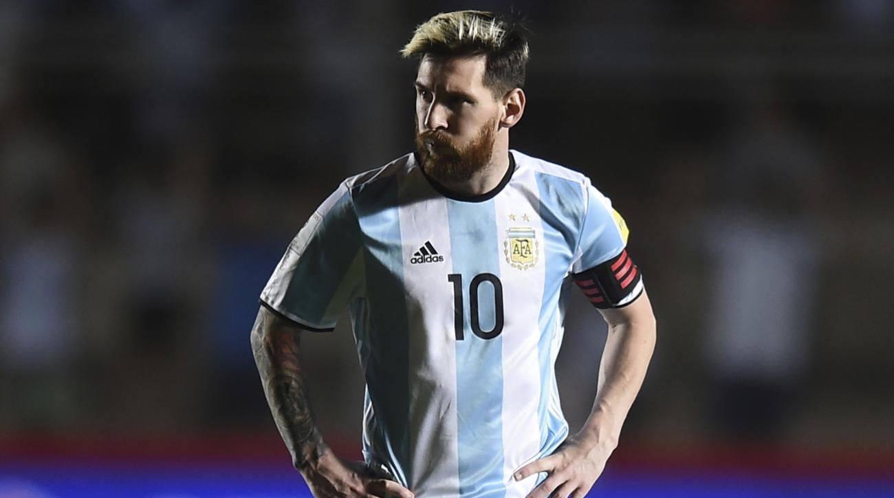Argentina vs Colombia: Sin Messi terminaba 0 a 0